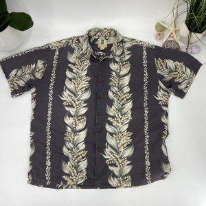 Vintage Hawaiian Aloha Shirt Kahala